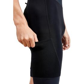 Craft ADV Offroad Bib Shorts with Pad Men, black